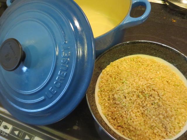 ご飯 ル 方 クルーゼ 炊き